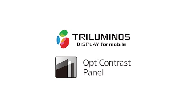 TRILUMINOS Display and OptiContrast Panel logo