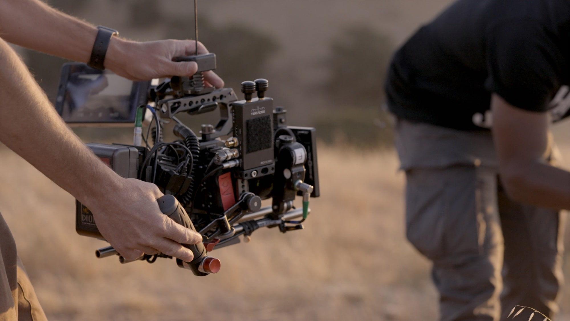 How Director Curt Morgan Is Pushing Creativity Forward With The New α7S III