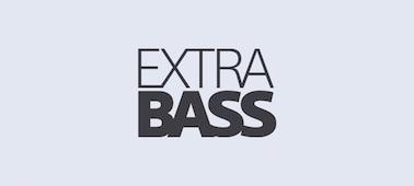 EXTRA BASS™️ logo
