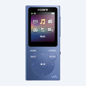 Picture of Walkman digital music player