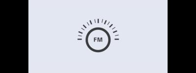 FM tuner icon