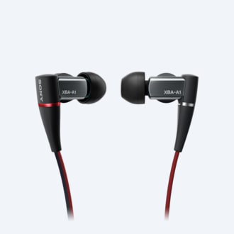 Picture of XBA-A1AP In-ear Headphones