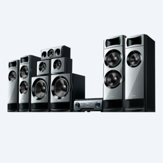 Picture of Home Cinema System with Bluetooth