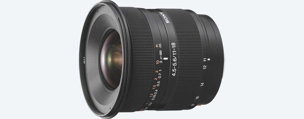 Images of DT 11–18mm F4.5–5.6