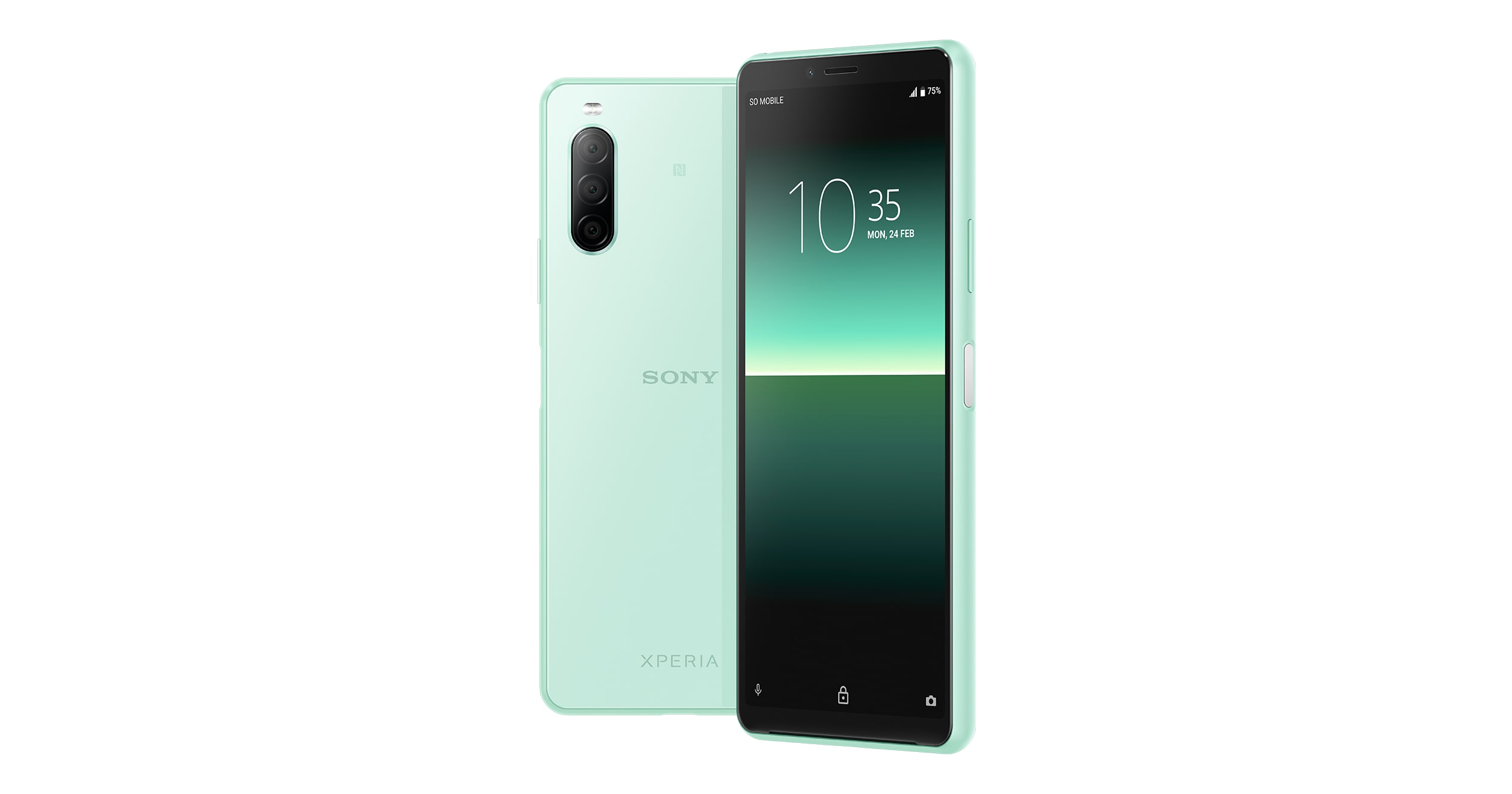 Xperia 10 II | Android smartphone by Sony | Sony MY