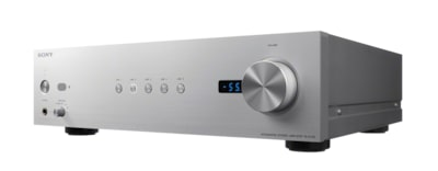 Images of High-Resolution Audio Stereo Amplifier