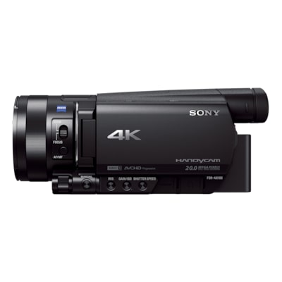 Picture of AX100 4K Camcorder