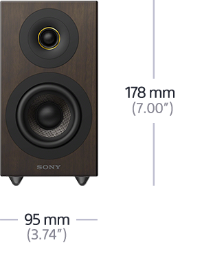 Picture of High-Resolution audio system with headphone amp