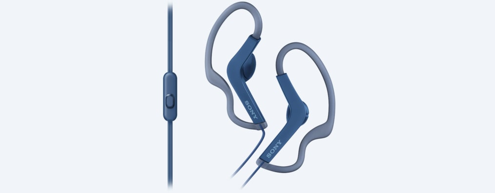 Images of MDR-AS210AP Sports In-ear Headphones