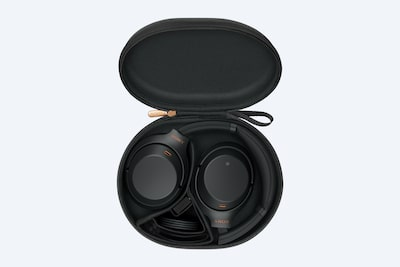 Carry case with cable