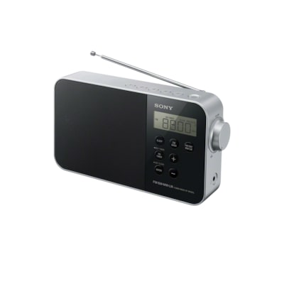 Picture of Portable Digital Clock Radio