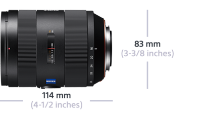 Picture of Vario-Sonnar T* 16-35mm F2.8 ZA SSM II