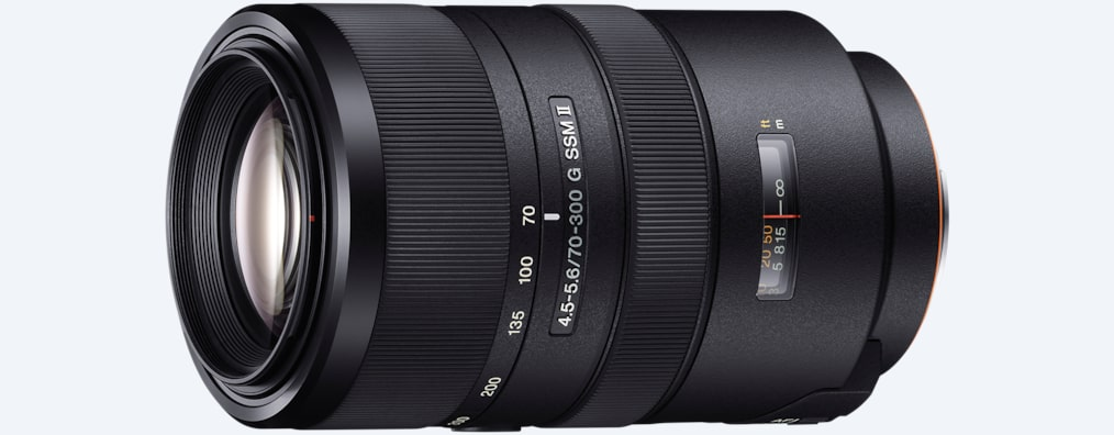 Images of 70–300mm F4.5–5.6 G SSM II