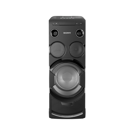 Picture of V77DW High Power Audio System
