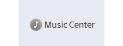 Music Center logo