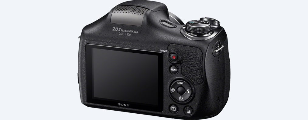 Images of H300 Camera with 35x Optical Zoom