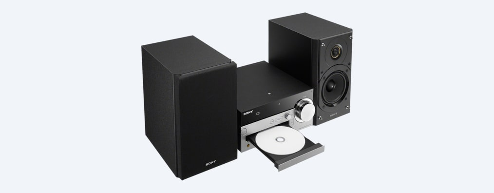 Images of HiFi System with Wi-fi/BLUETOOTH® technology
