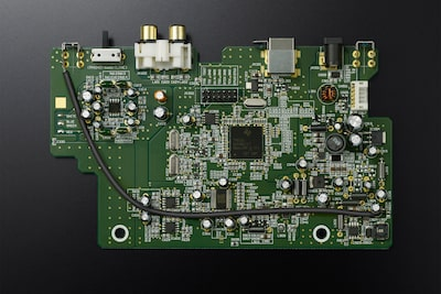 Image of Glass epoxy circuit board