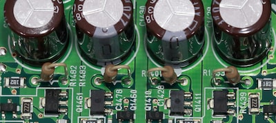 Picture of High-Resolution Audio Stereo Amplifier