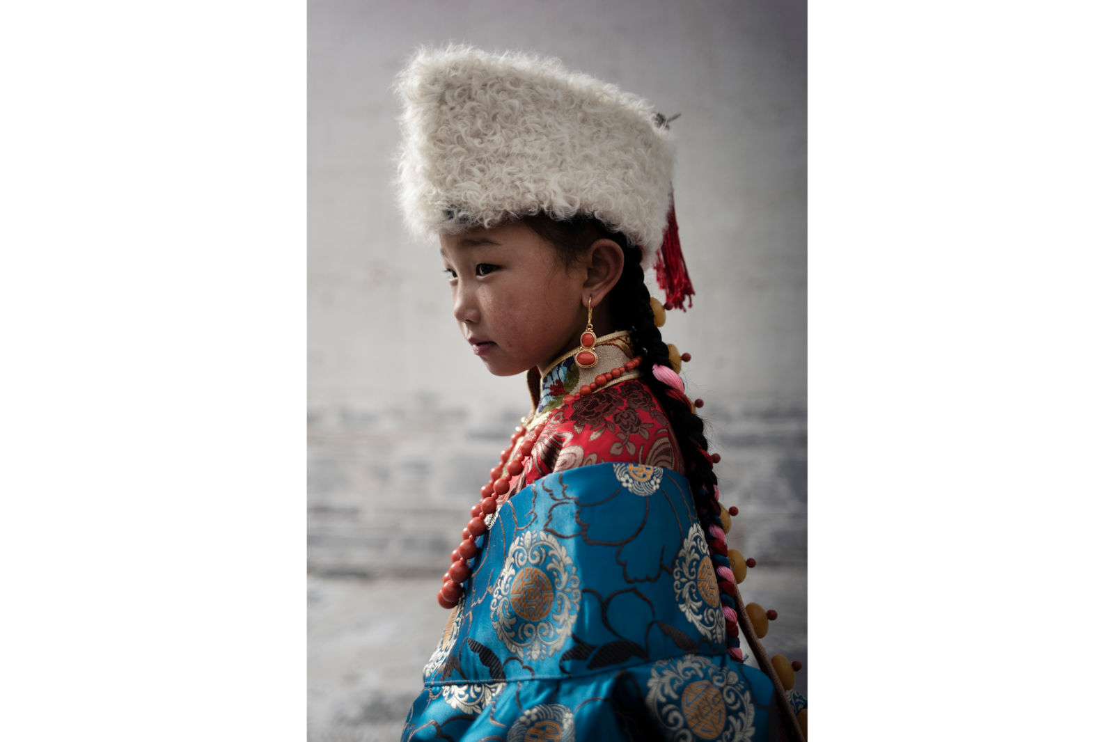 Amdo Tibetan Tribe – China