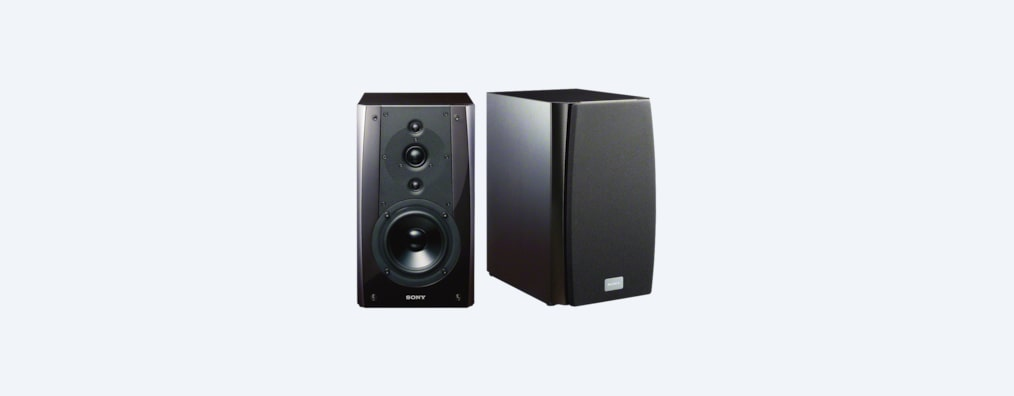 Images of Stereo Bookshelf Speaker