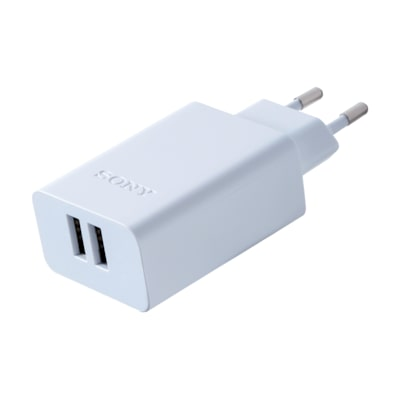 Picture of USB AC Adaptor with two ports
