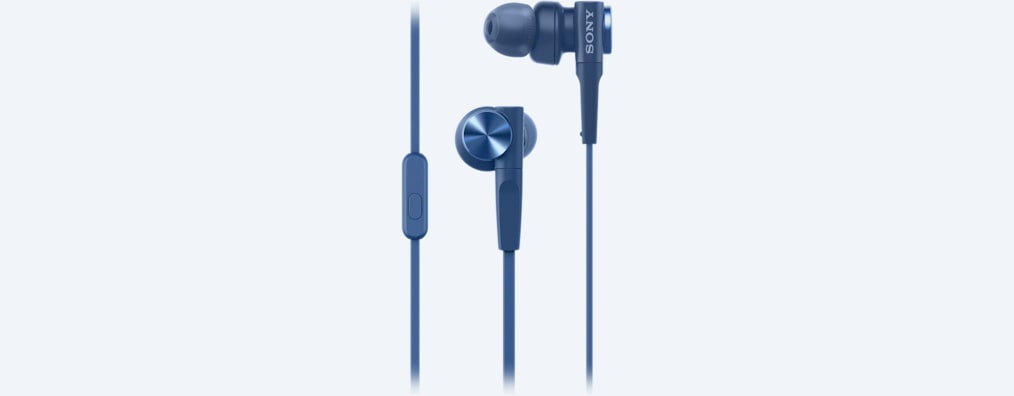 Images of MDR-XB55AP EXTRA BASS™ In-ear Headphones