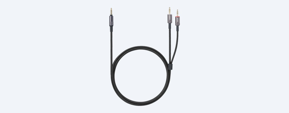 Images of MUC-S20BL1 Balanced 2m Y-type Cable