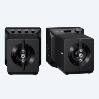 Picture of SA-Z1 Hi-Res Near Field Powered Speaker System Signature Series