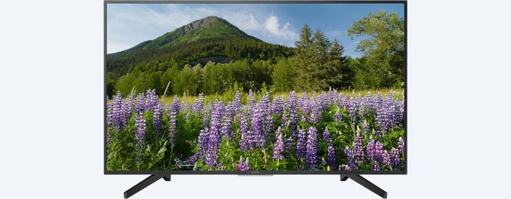 91b616b4004dc3 4K HDR TV with Hybrid Log-Gamma and ClearAudio+   X70F   Sony MY