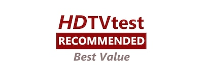 HDTVtest Recommended Best Value logo