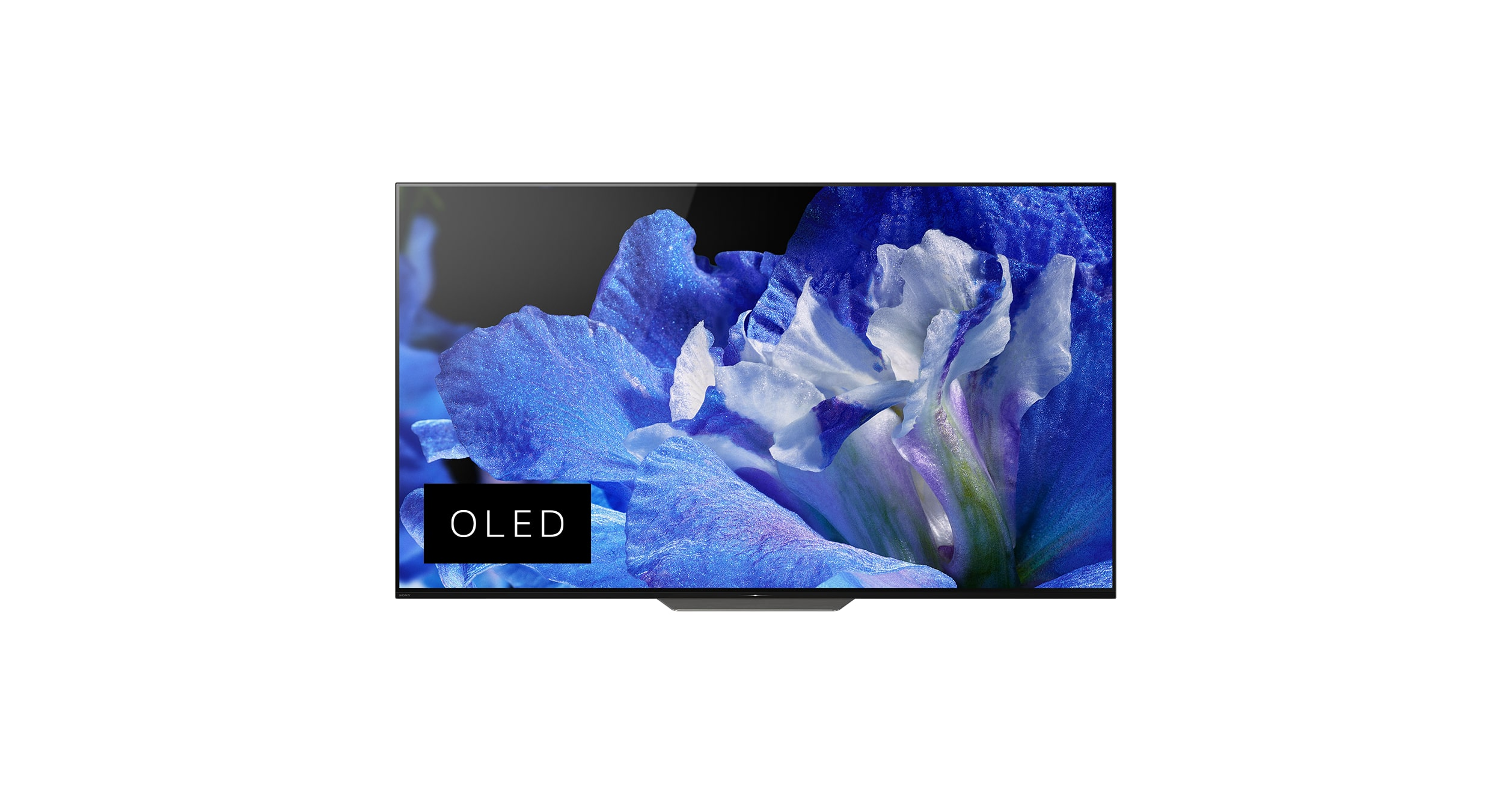 Sony A8F | OLED | 4K Ultra HD | High Dynamic Range (HDR) | Smart TV  (Android TV)