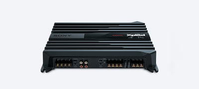 Picture of 4-Channel Stereo Amplifier