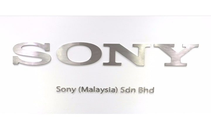 Sony in MY