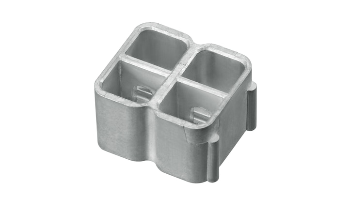Integrated magnesium inner housing