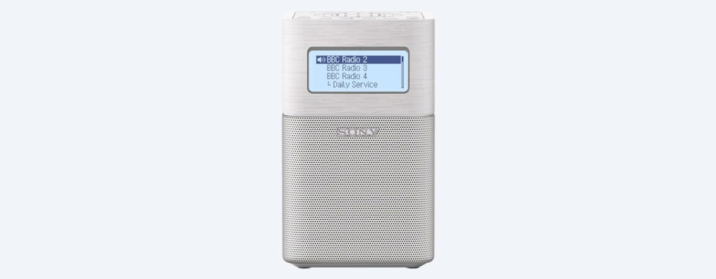 Images of Portable DAB/DAB+ Clock Radio with Bluetooth