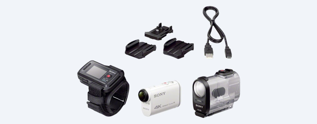 Images of X1000VR  4K Action Cam with Wi-Fi & GPS