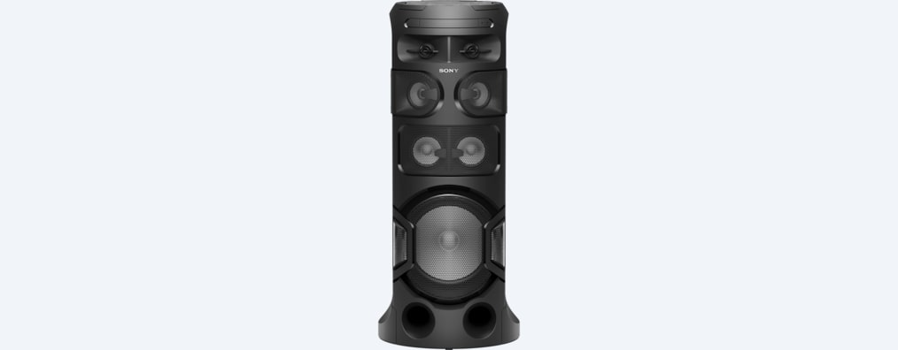 Images of V81D High Power Audio System with BLUETOOTH® Technology