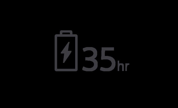 35hr battery