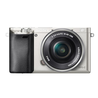 Picture of α6000 E-mount camera with APS-C Sensor