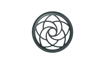 Fibonacci-patterned grill