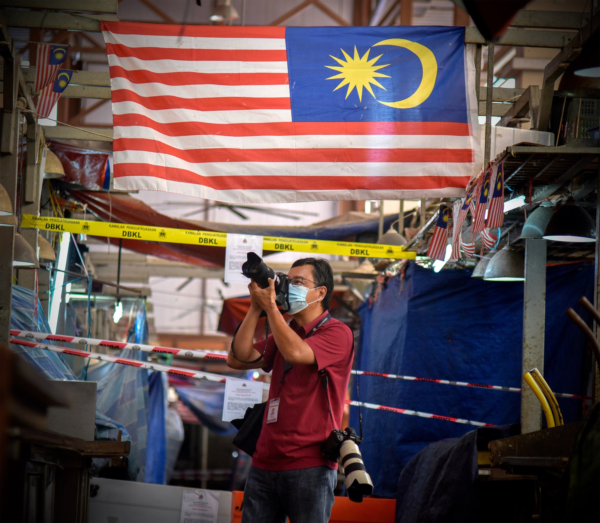 Meet Vincent Thian, a veteran and accredited photojournalist for the Associated Press.
