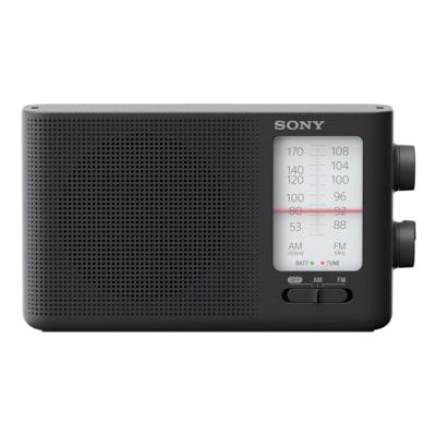 Picture of Analog Tuning Portable FM/AM Radio