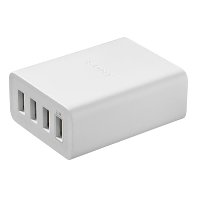 Picture of USB AC adaptor with 4 ports