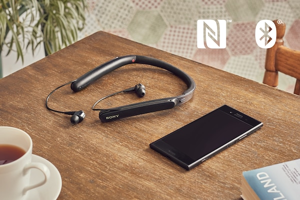 WI-1000X NFC and  BLUETOOTH ®