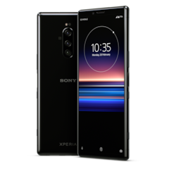 Picture of Xperia 1-Triple lens camera smartphone