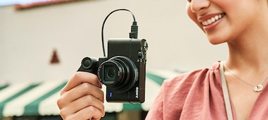 Picture of RX100 VII Compact Camera, Unrivalled AF