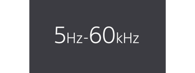 Frequency range icon