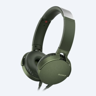 Picture of MDR-XB550AP EXTRA BASS™ Headphones