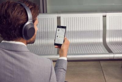 WH-1000XM2 Ambient Sound